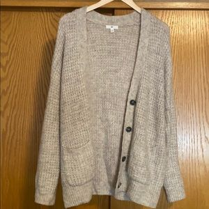 BP Sweater Cardigan, size medium